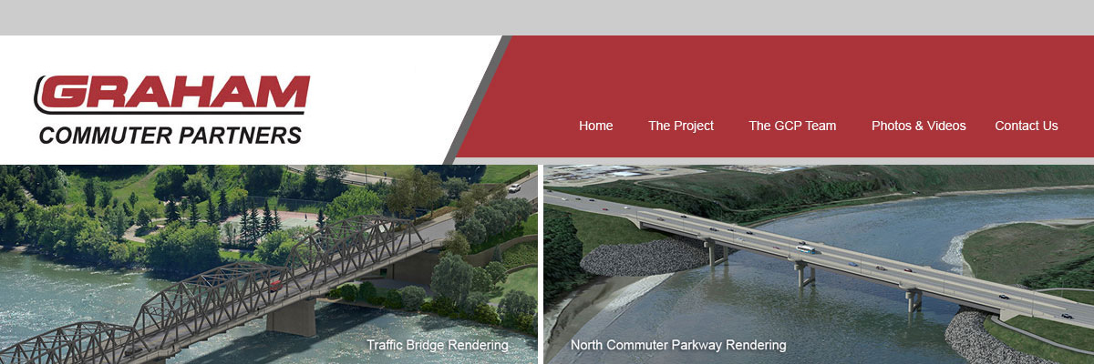 North Commuter Parkway Construction Project